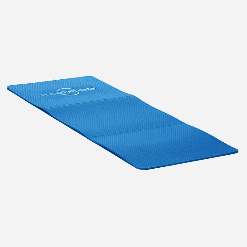 Aerobic Mat Zonder Ogen – Blauw