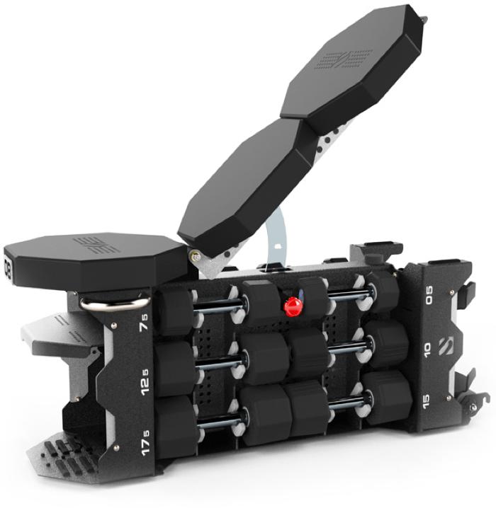 Ontwikkel Een Opvallende Functionele Ruimte Met De STRONGBOX