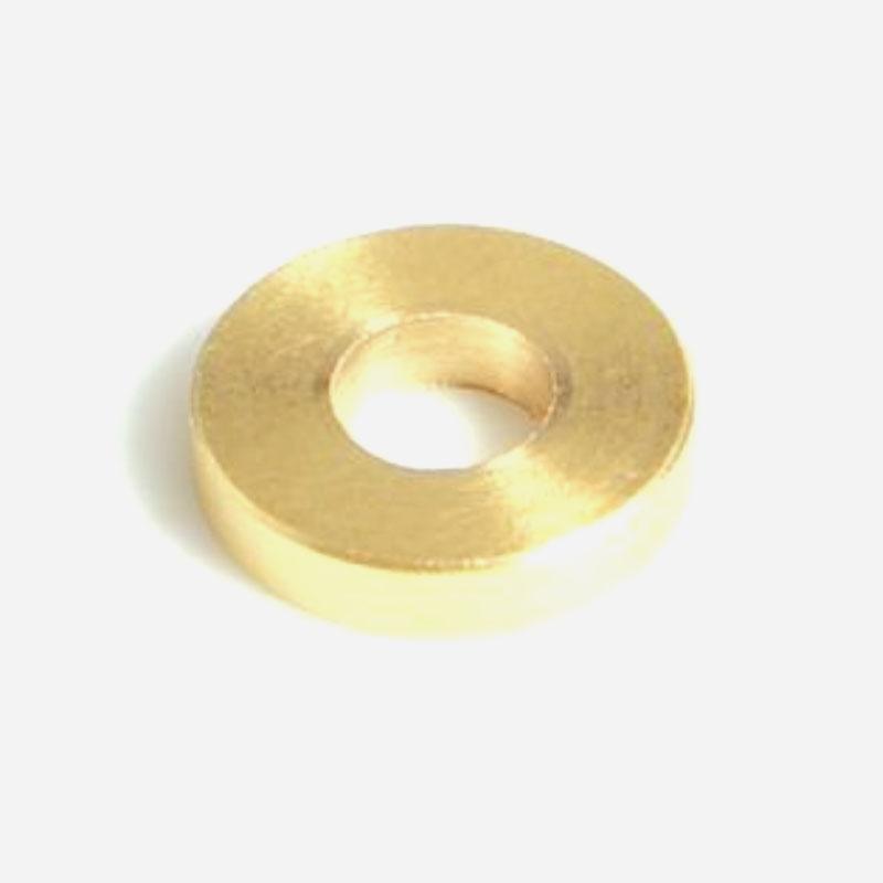 BODY BIKE Brass Washer Voor Klemhendel