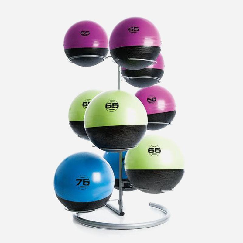 Gym Ball Storage Rack