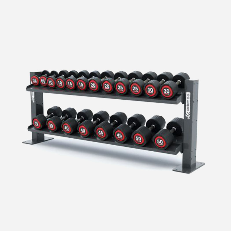 Octagon Storage Dumbbell Rack