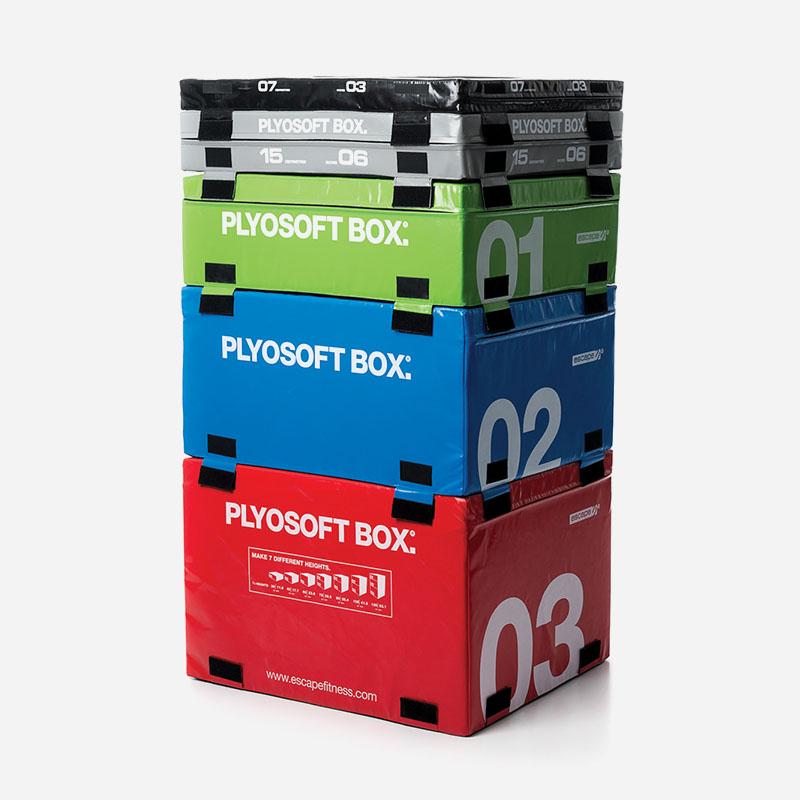 Plyosoft Boxes