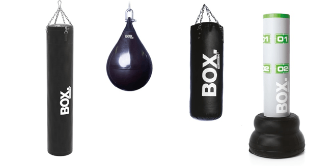 Escape Boxing Bags Update