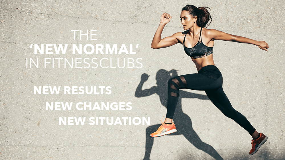 The 'new Normal' For Fitnessclubs