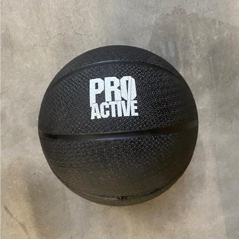 Medicineball 2KG (NOG 2!)