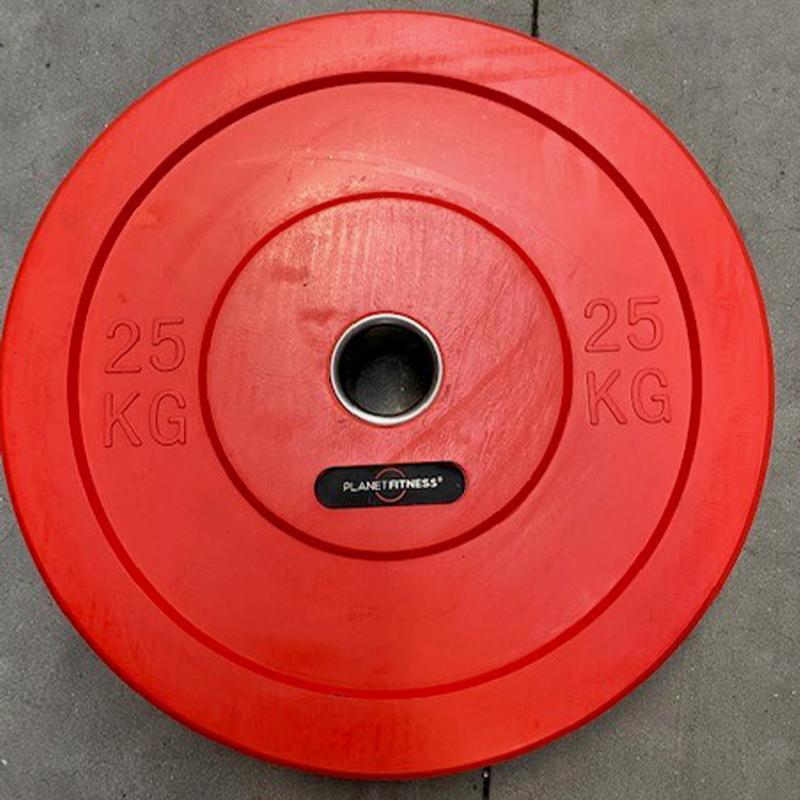 Bumper Plate 25KG (NOG 6)