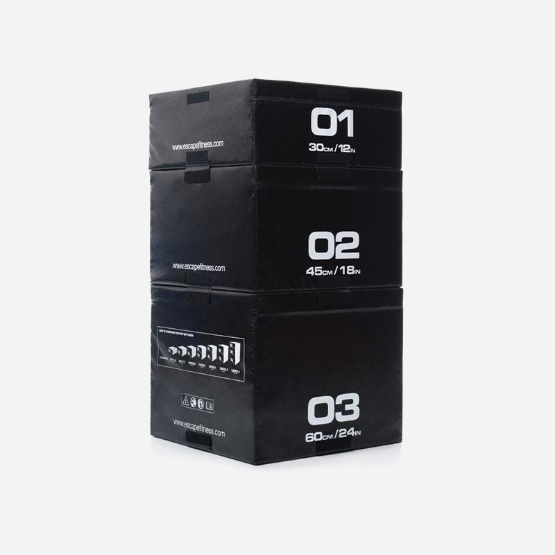 Plyosoft Box Set Van 3