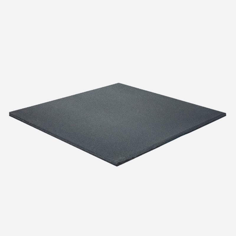 Vloermat Grijs – 1×1 Mtr, 20mm Dik