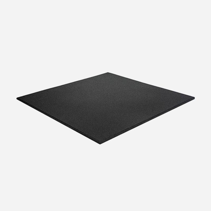 Vloermat Zwart – 1×1 Mtr, 20mm Dik